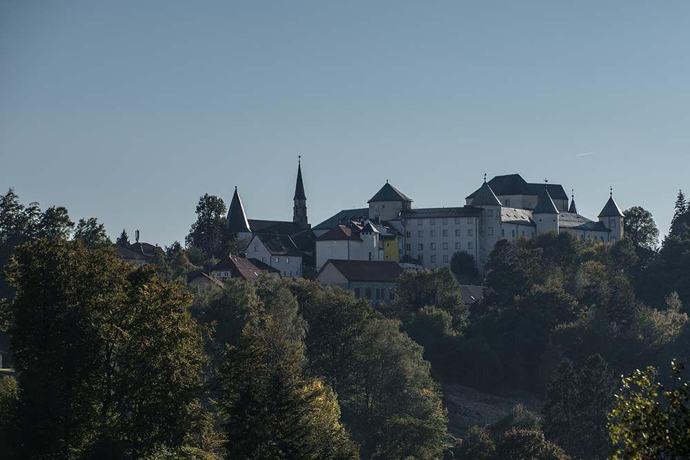 Urlaub im Dreiburgenland - Bayerischer Wald -