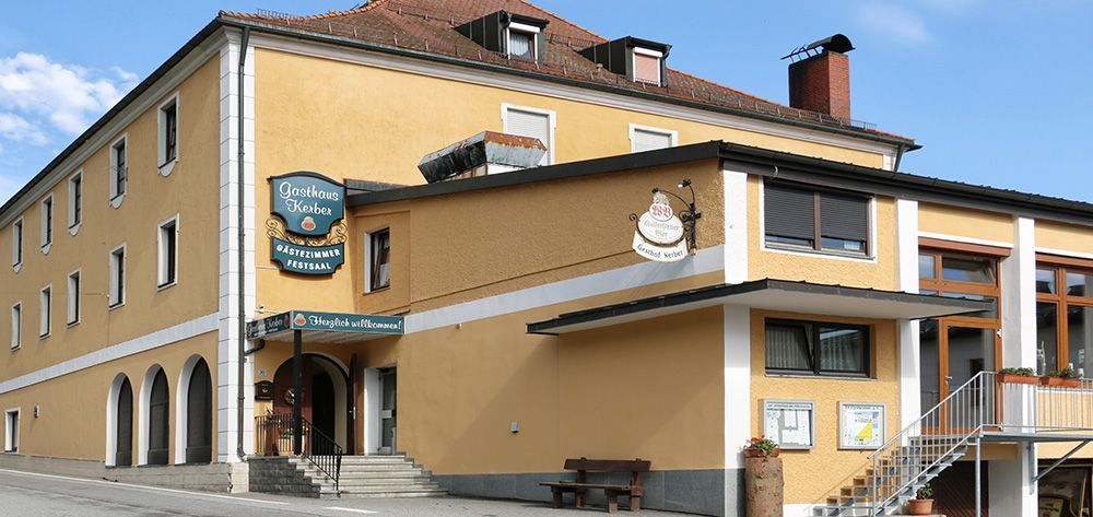 Gasthof​​-Pension Kerber in Fürstenstein -