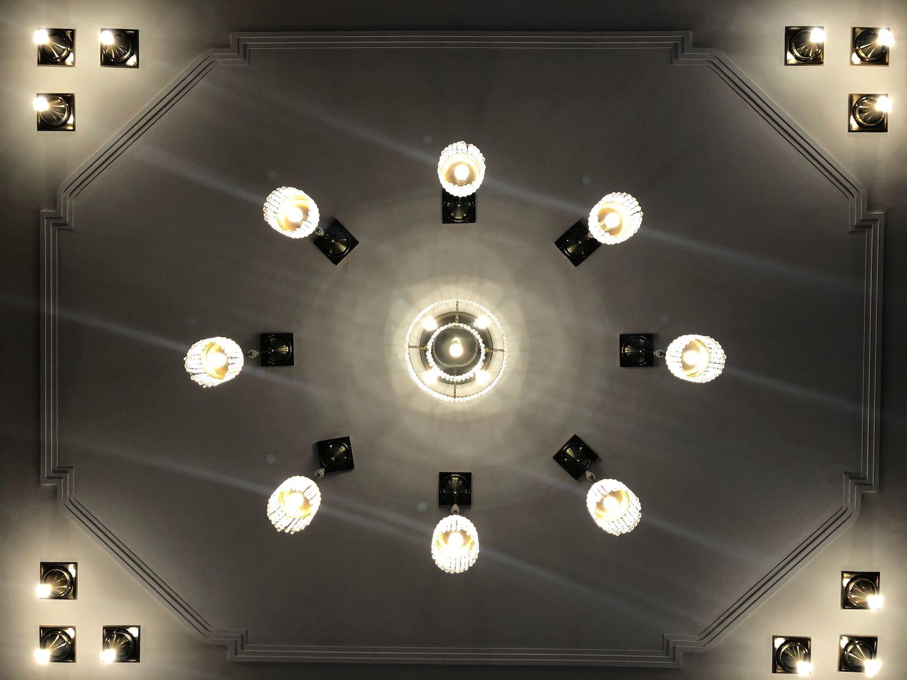 """Theatersaal - unser """"Schmuckstück"""""""