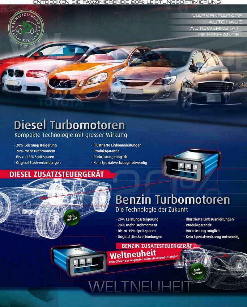 Leistungssteigerung - Motorleistung