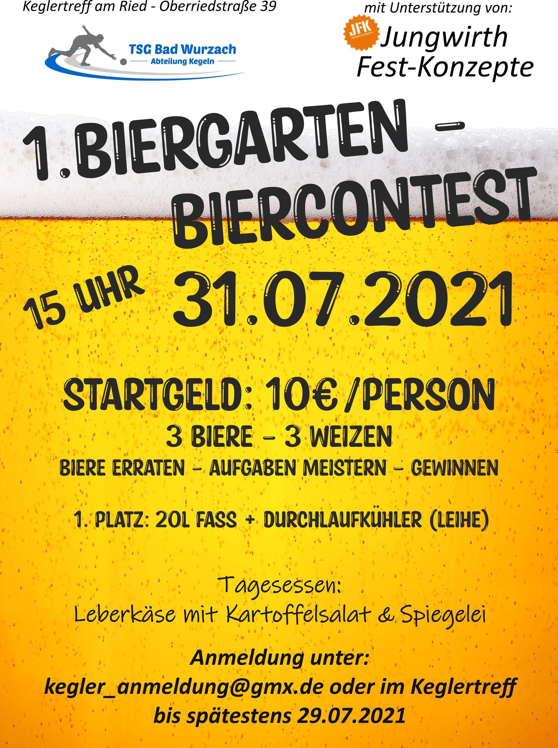 Aktuell | TSG Bad Wurzach Abt. Sportkegeln
