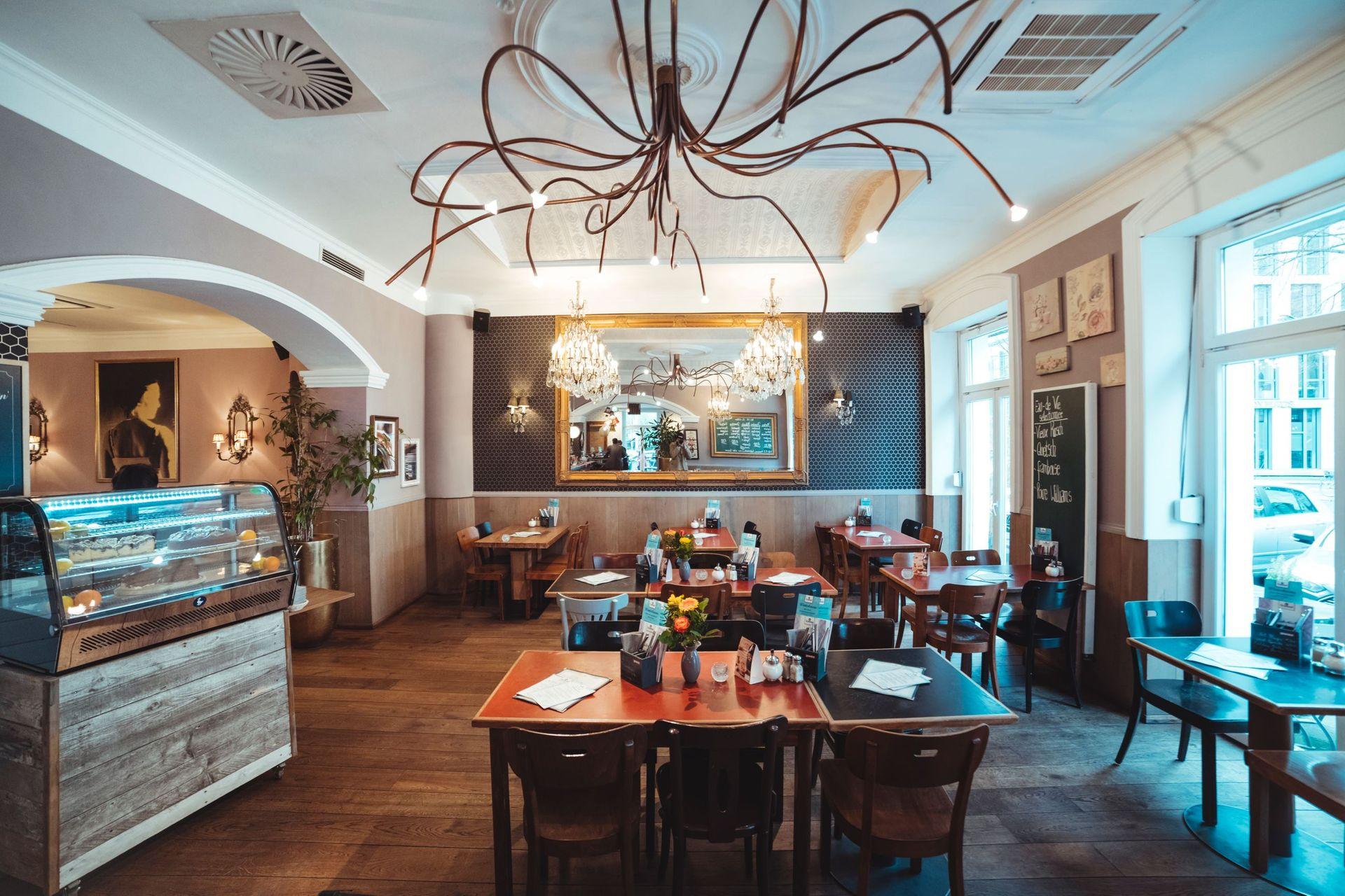 Café – Heimat – Restaurant - Abholen