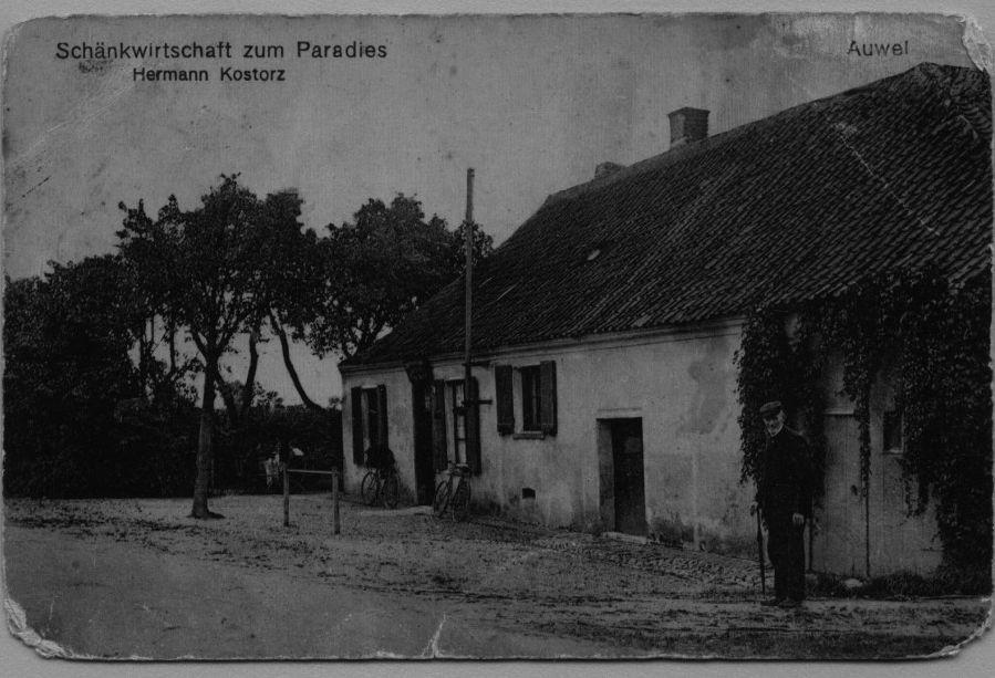 Geschichte | Landgasthaus zum Paradies