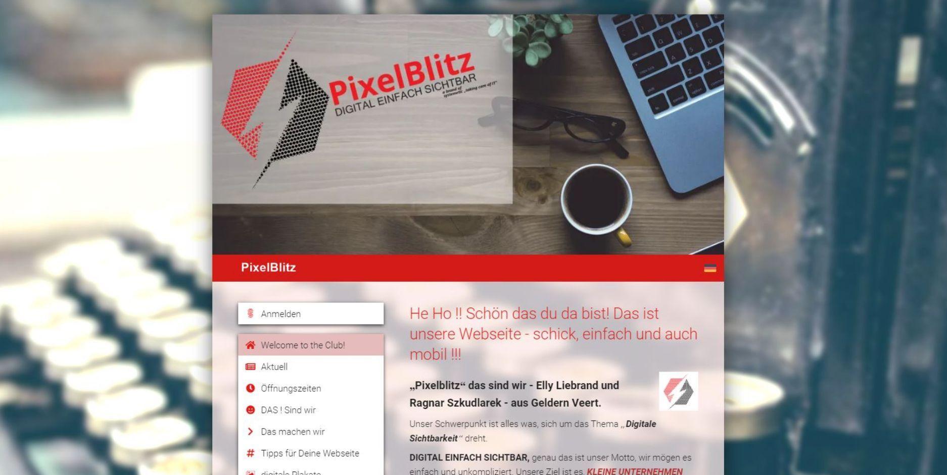PixelBlitz - Pixelblitz