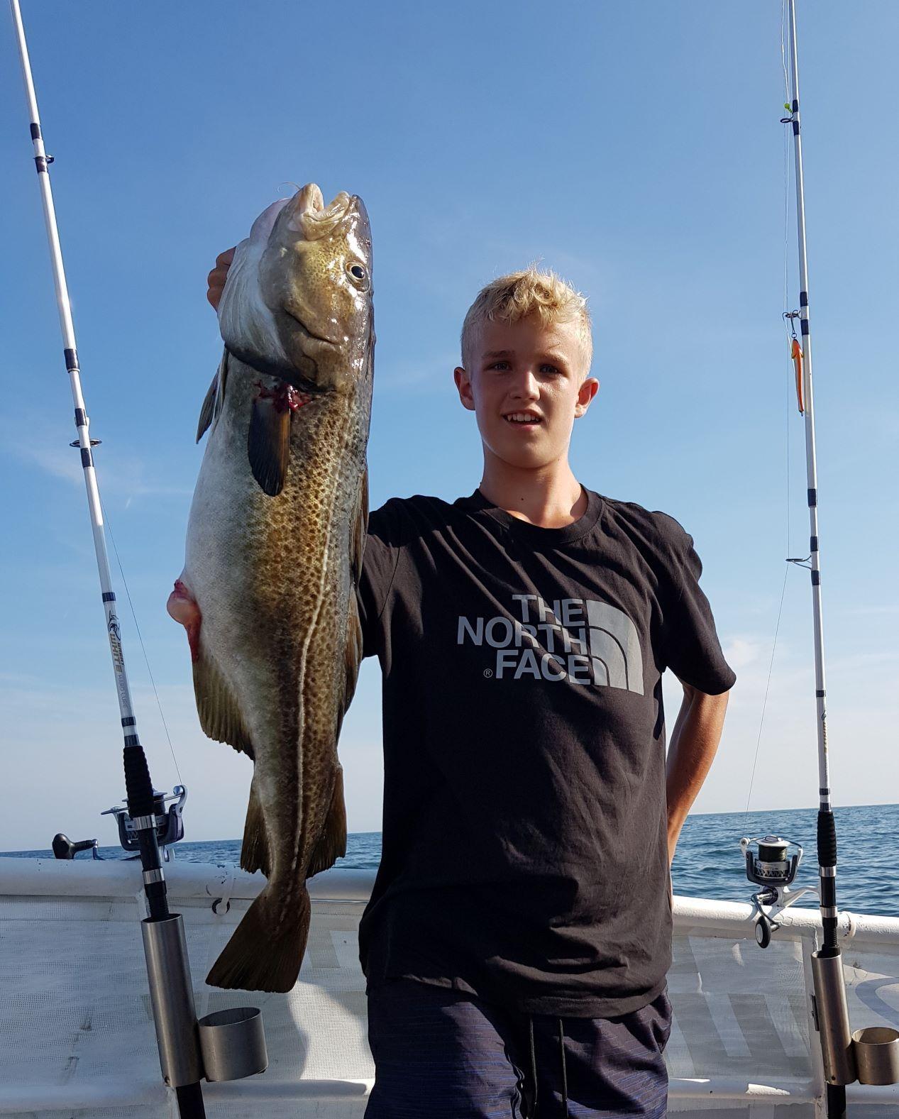 Lystfisketure med MS JULE - DANSK | fortunatours