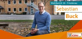 CDU Steinfurt | Sebastian Buck | CDU Steinfurt