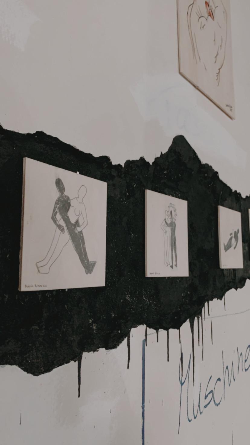 KUNST IST KEINE DEMOKRATIE - Ausstellung im