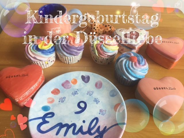 Kindergeburtstage feiern   DüsselLiebe