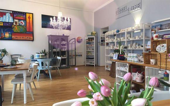 unser Studio | DüsselLiebe