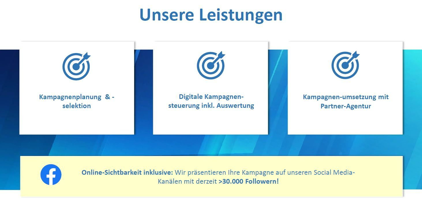 Unsere Leistungen | RDTO GmbH & Co. KG