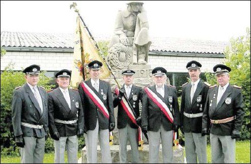 Kameradschaft ehemaliger Soldaten Meiste -
