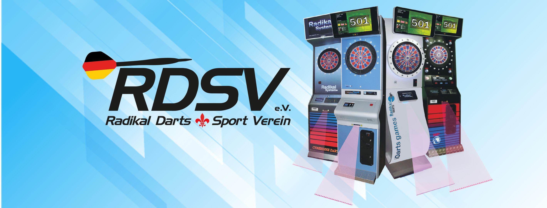 Radikal Darts Spielorte in Deutschland -