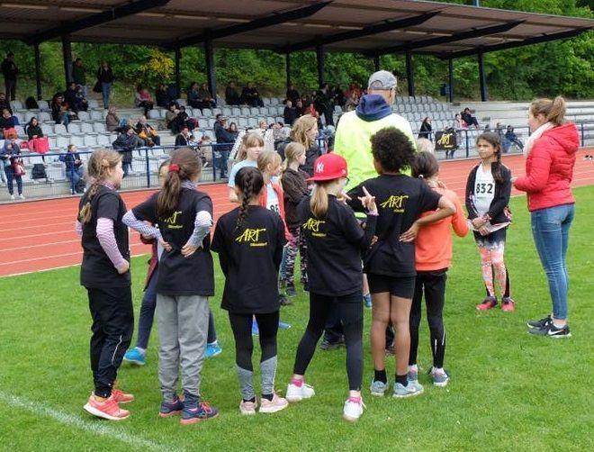Trainingsgruppen & Zeiten | ART Leichtathletik