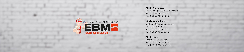 Online-Shop | EBM Baufachmarkt Onlineshop