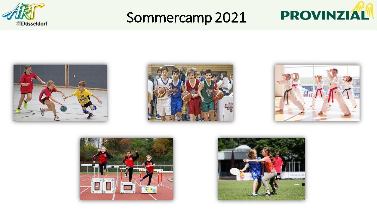Sommercamp 2021 | ART Düsseldorf