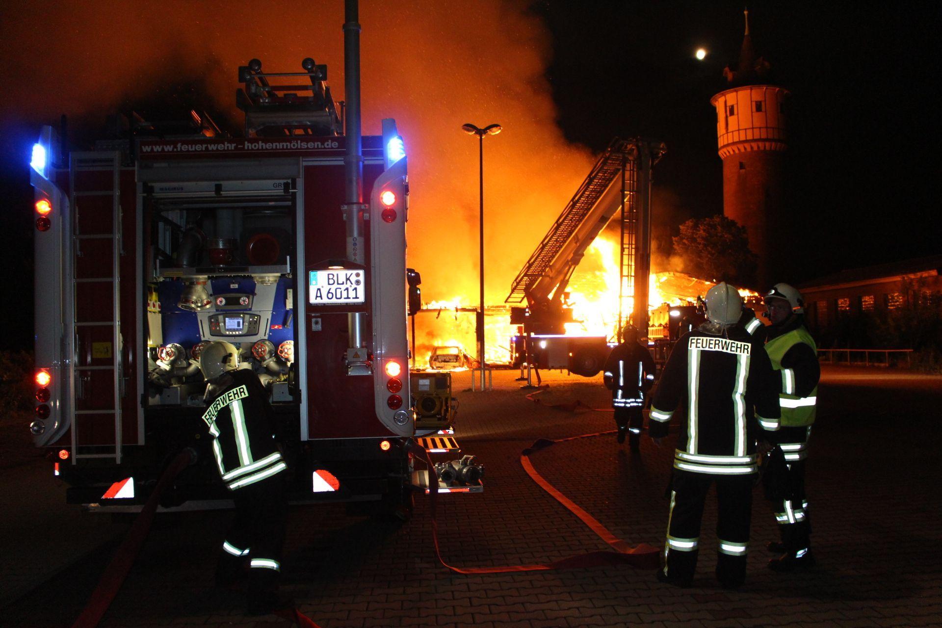 Abteilungen | Feuerwehr Hohenmölsen