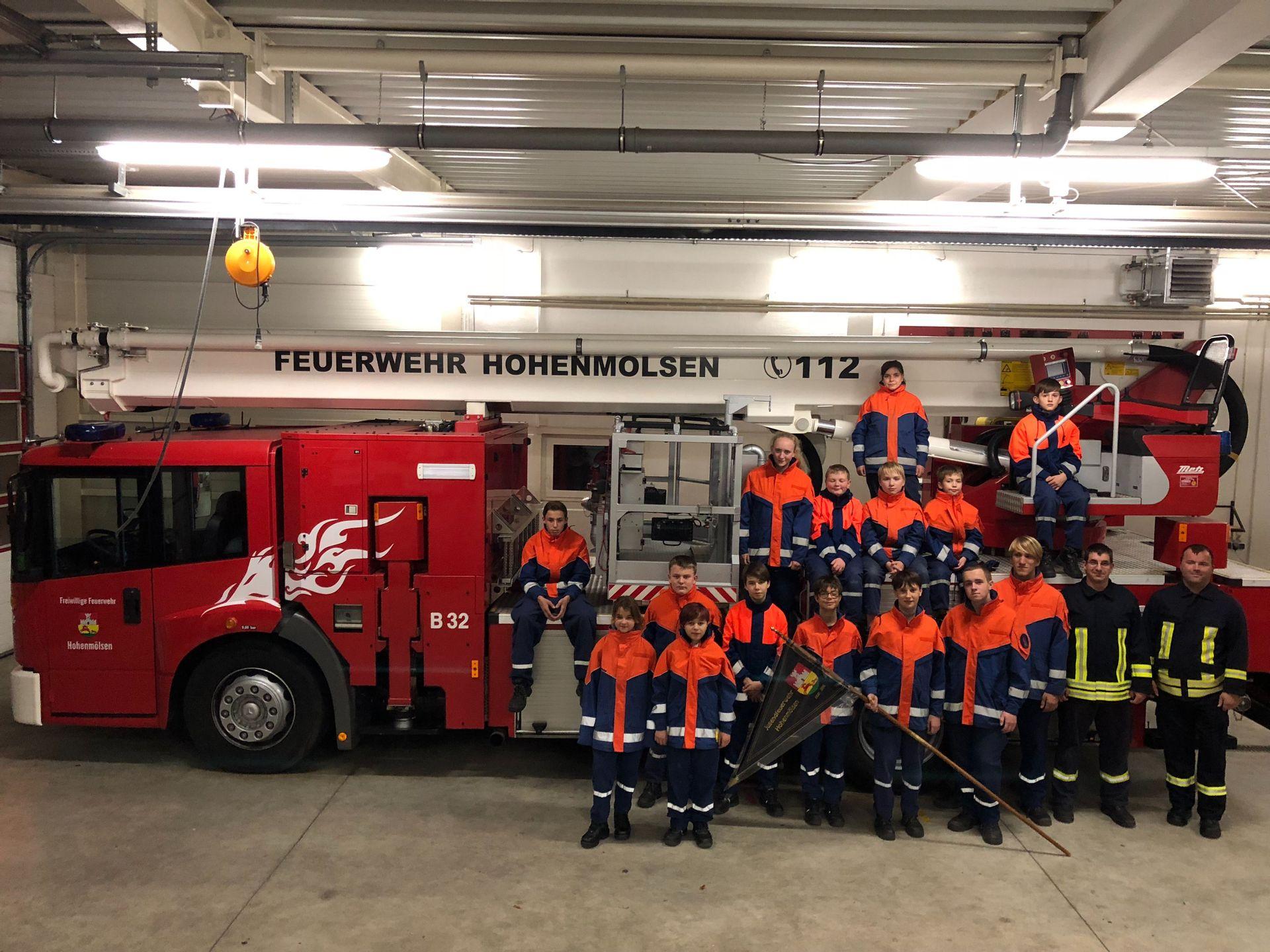 Entwicklung | Feuerwehr Hohenmölsen