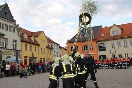 Traditionen   Feuerwehr Hohenmölsen