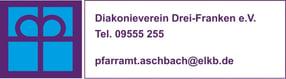 Geschichte | Diakonieverein Drei-Franken e. V.