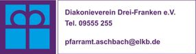 Willkommen! | Diakonieverein Drei-Franken e. V.