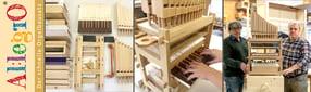 Al:legrO - der schnelle Orgelbausatz