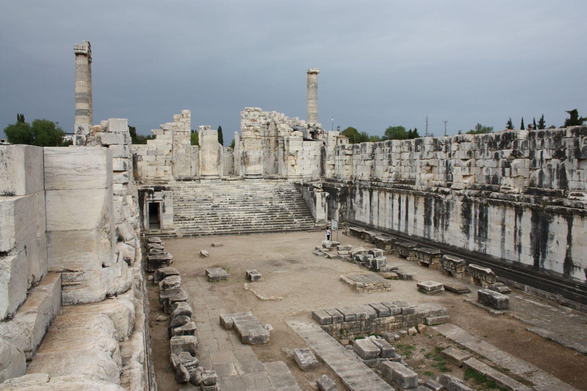 Das Apollo - Heiligtum von Didyma