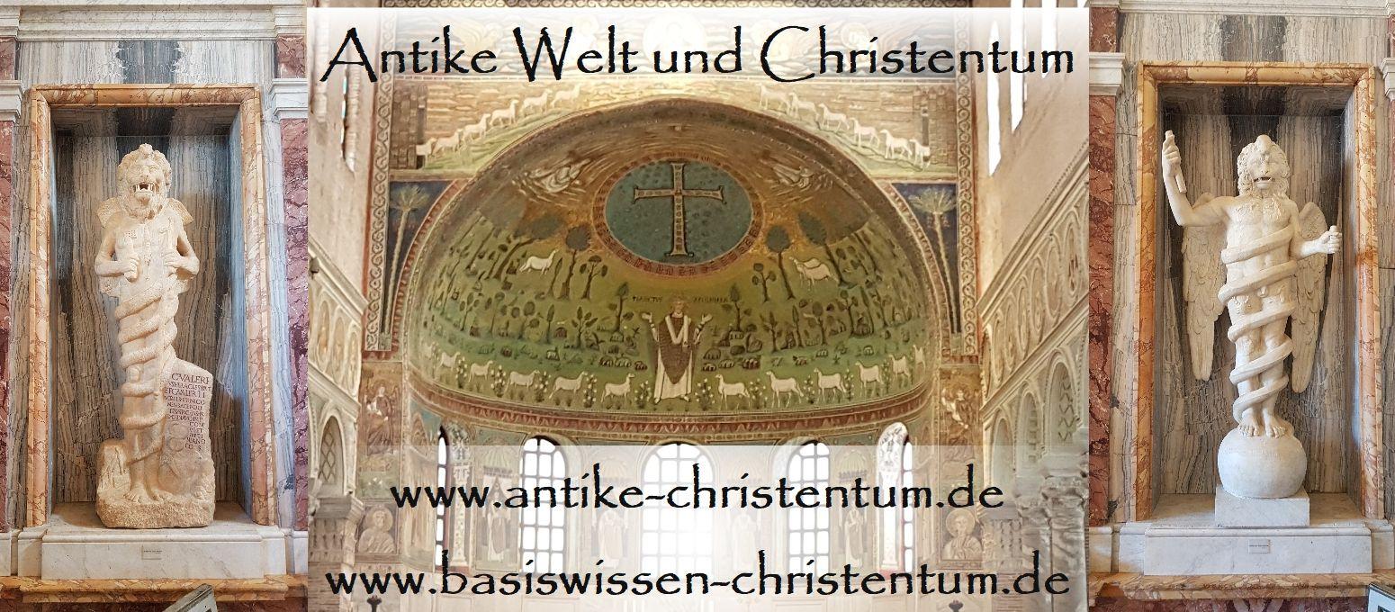 Antike und Christentum - Basiswissen Christentum