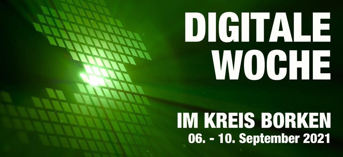 Termine & Aktionen | Digitale Woche 6.-10. Sept.