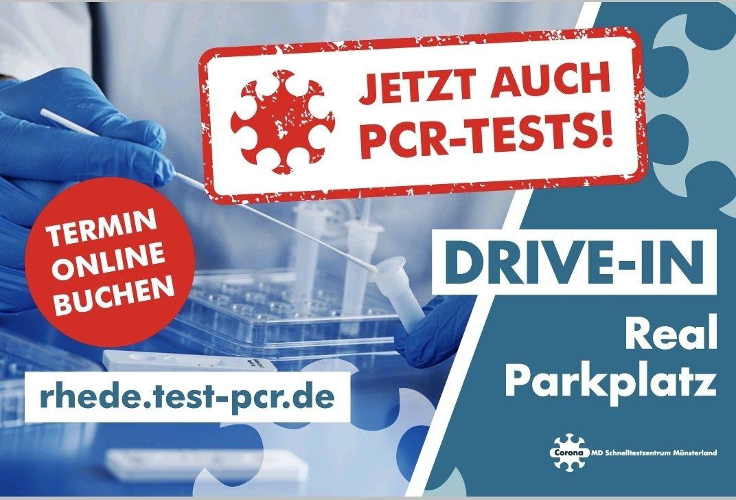 Aktuell   Schnellteststelle Münsterland