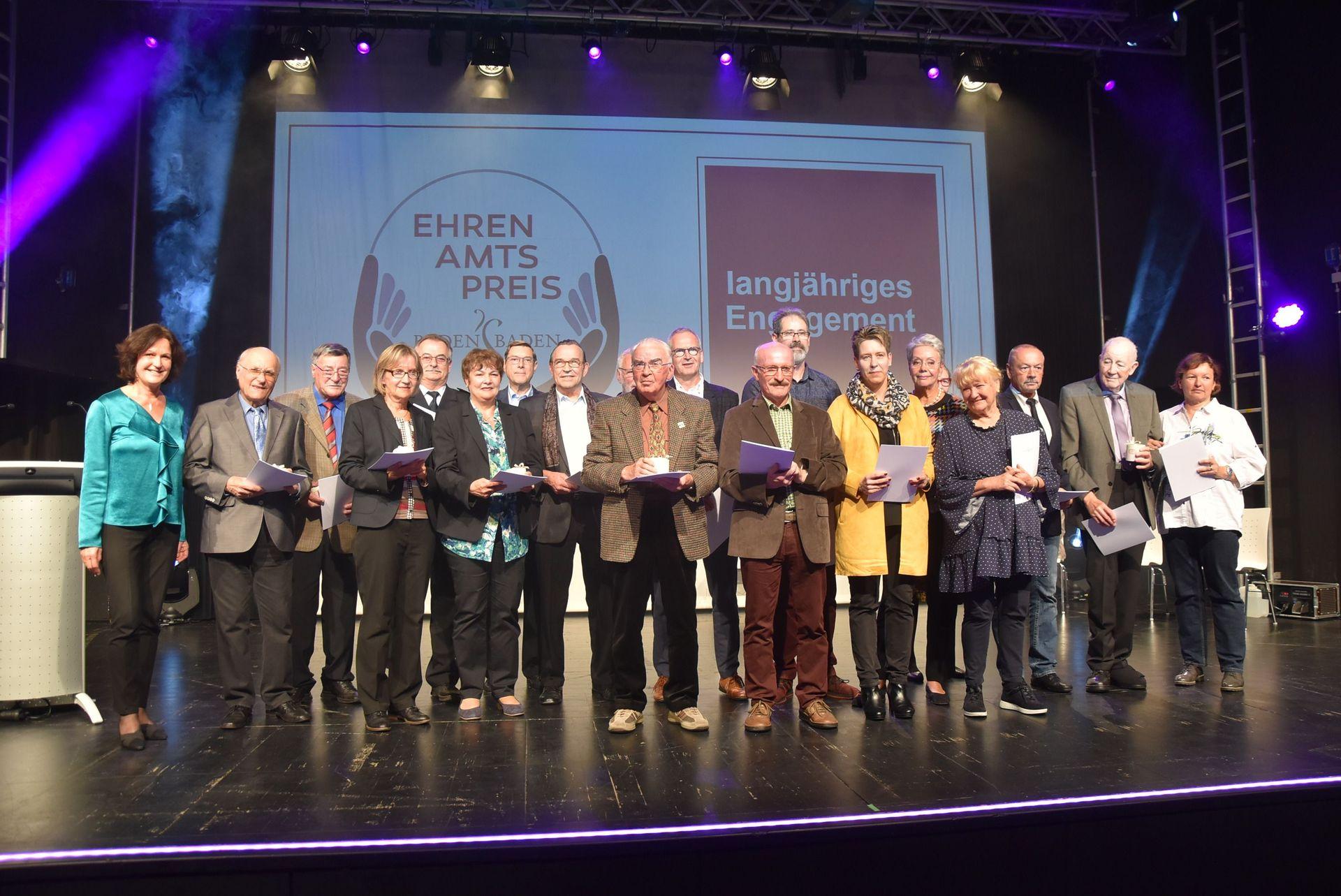 Ehrungen & Anerkennung   Engagement-Baden-Baden