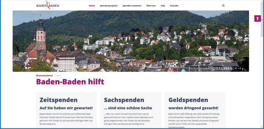 Ehrenamtsbörse | Engagement-Baden-Baden