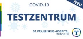 Anmelden   Teststelle am St. Franziskus Hospital