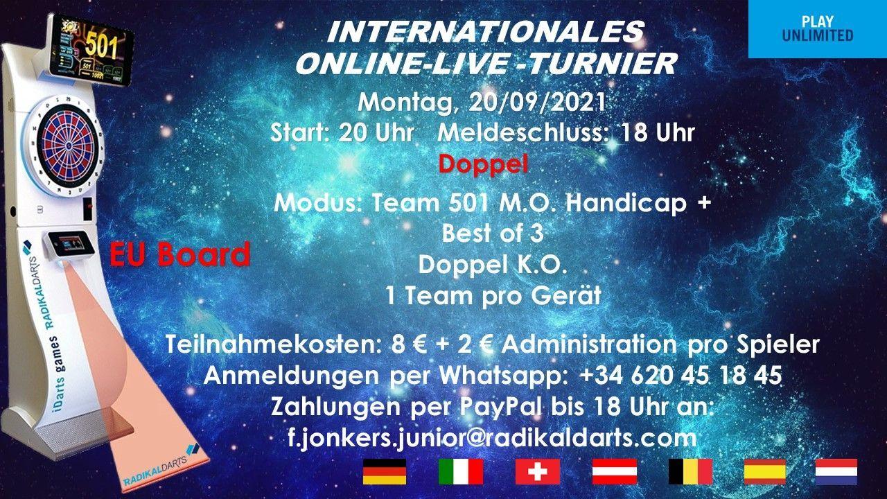 Turniere International am EU Board - RDOI