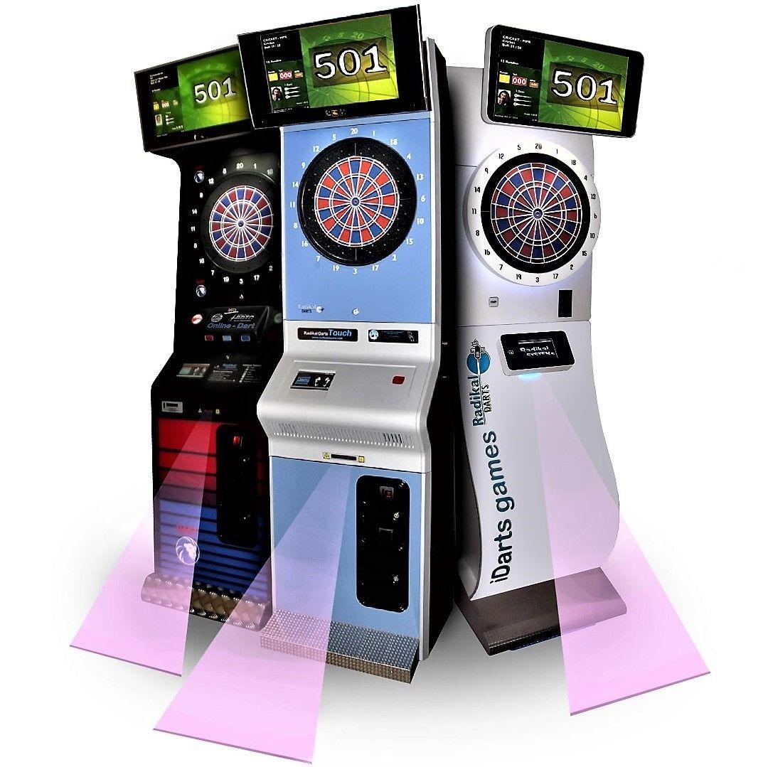 RadikalDarts Geräte - RadikalDarts Automaten
