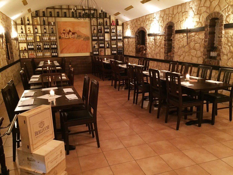 Ambiente - Über uns   Restaurant La Grotta