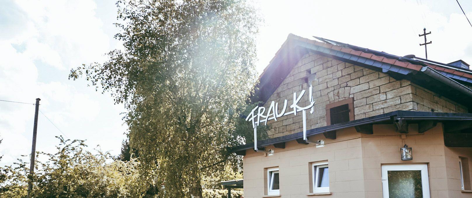 Urlaub machen | FRAU K!
