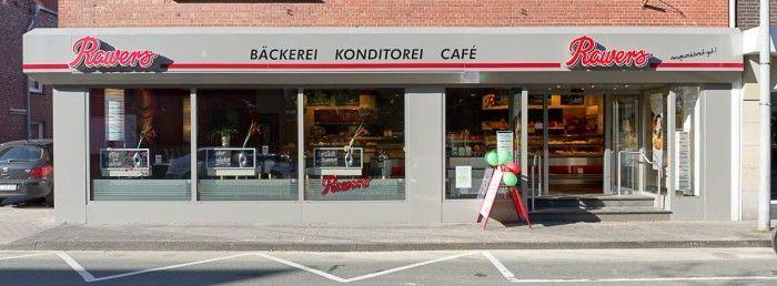Ihre Bäckerei und Konditorei Rawers - Über uns