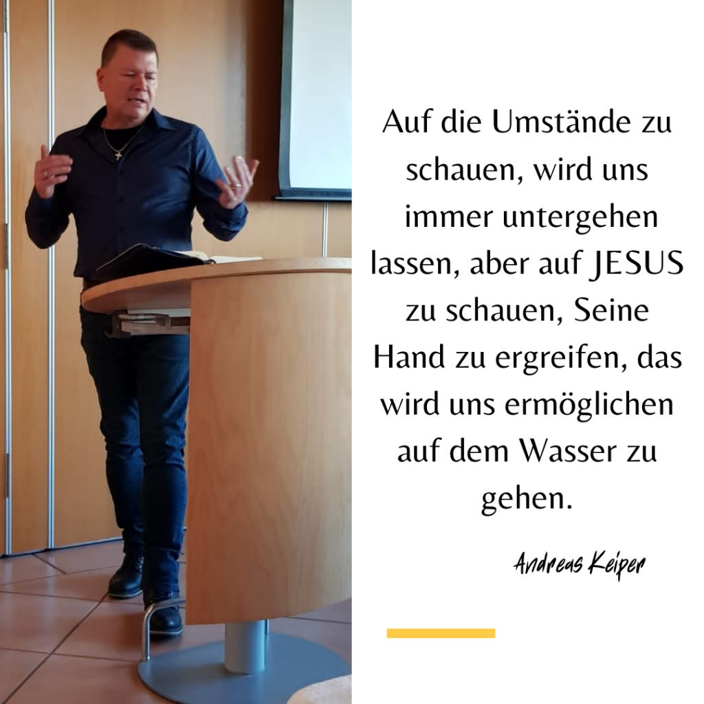 Andreas Keiper | Tägliche Glaubensimpulse