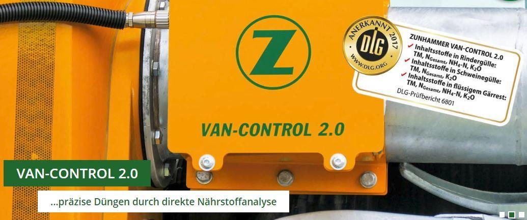 VAN-Control 2.0 - Nährstoffmessung