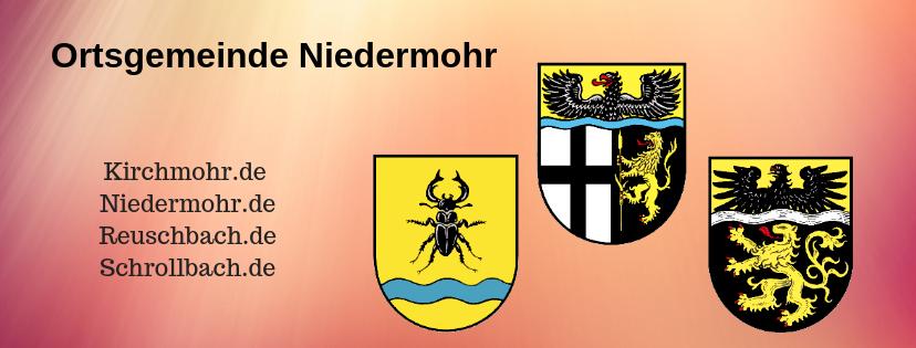 Impressum | Ortsgemeinde Niedermohr