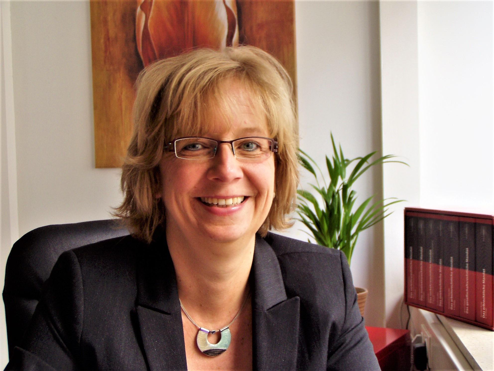 Rechtsanwältin Melanie Randel
