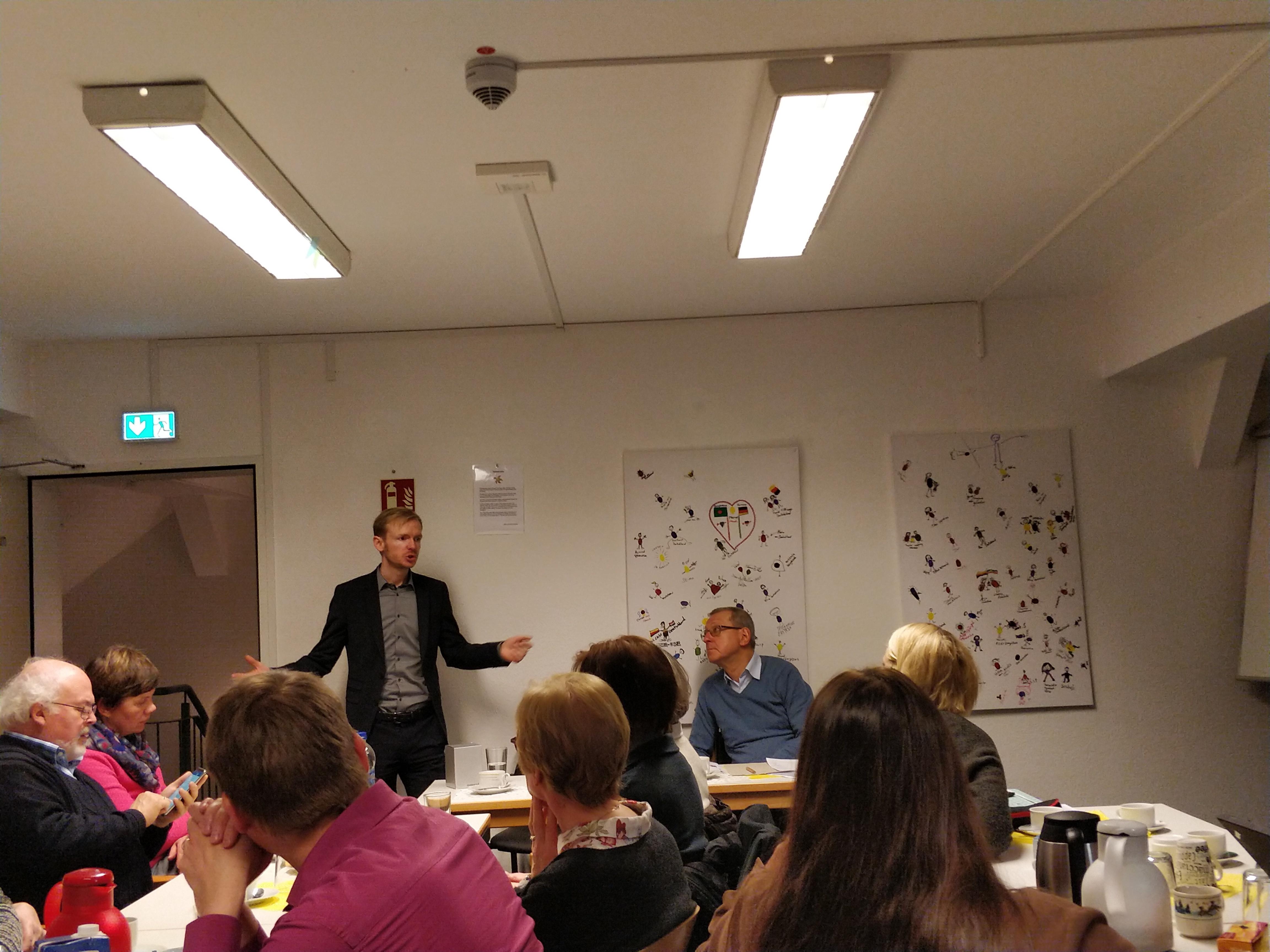 Anmelden | FEFA Forum Ehrenamtliche Flüchtlingshilfe Ahaus