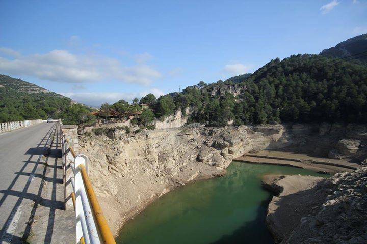 Stausee von Ulldecona [65km]