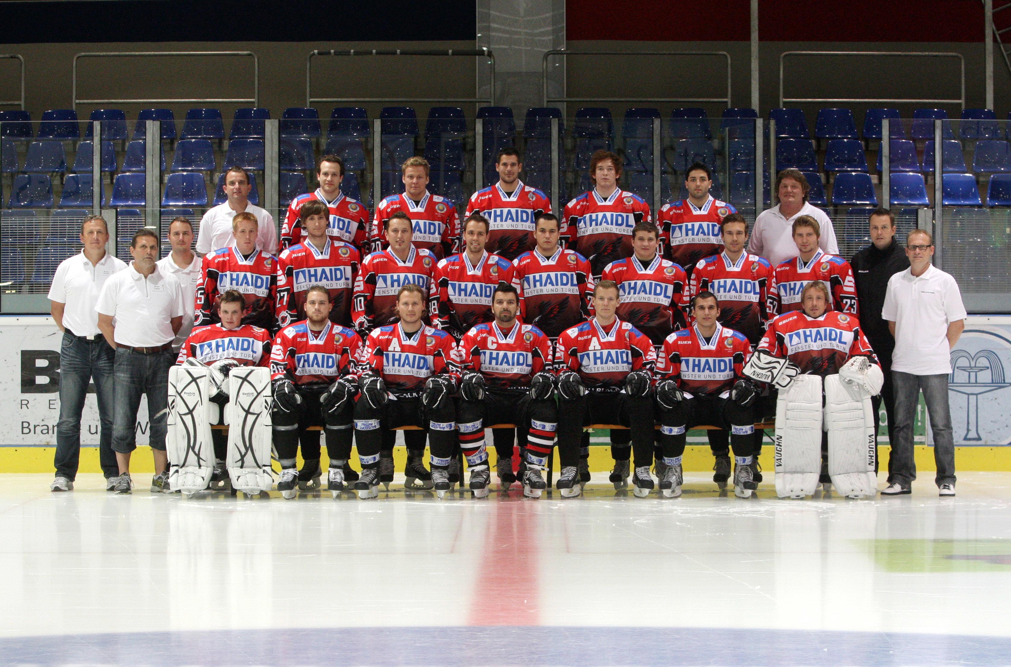 Kader 2011/12   1. Eishockey Fanclub Passau e. V.